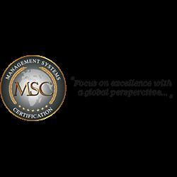 MSC Uluslararası Belgelendirme Teknik Kontrol ve Özel Eğitim Hizmetleri Dış Ticaret Limited Şirketi