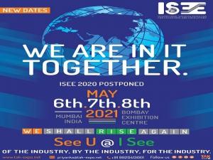 ISEE 2020 Fuarı 6 - 8 Mayıs 2021 tarihine ertelendi