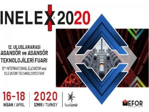 INELEX 2020 iptal edildi