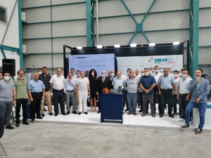 Omarlift Türkiye, yeni fabrikasını yeni ürünler ile birlikte tanıttı