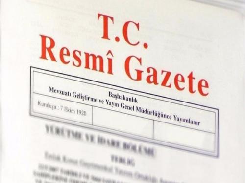 Asansör Piyasa Gözetimi ve Denetimi Yönetmeliği Resmi Gazete'de yayınlanarak yürürlüğe girdi