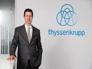 Thyssenkrupp Asansör'ün yeni CEO'su Artuğ Özeren oldu