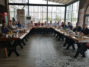 Türkiye ASFED sektörel incelemelere başladı