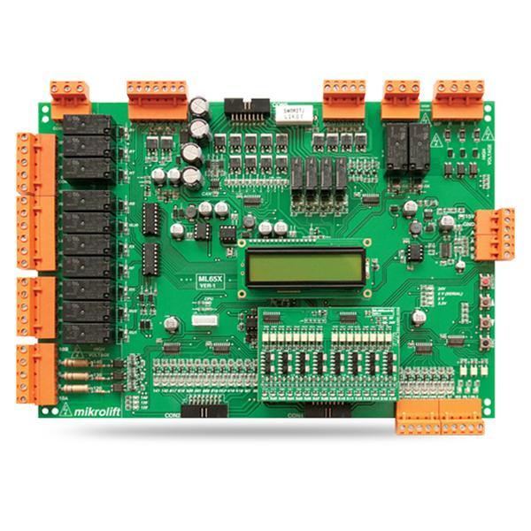 Mikrolift Ml65x Kontrol Kartı