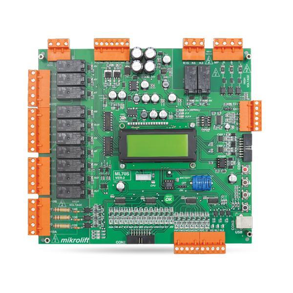 MİKROLİFT ML70S KONTROL KARTI