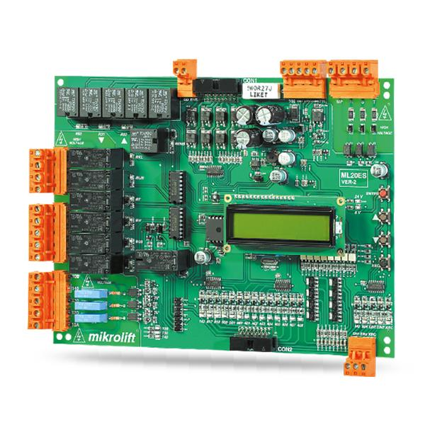 Mikrolift Ml20es Kontrol Kartı