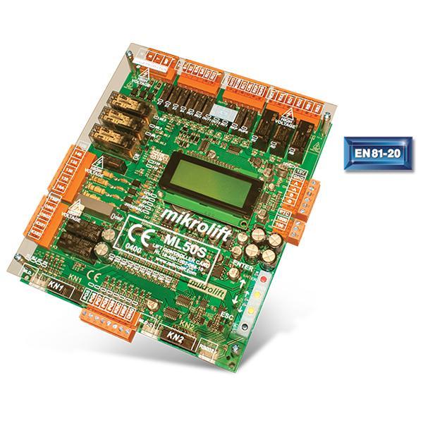 Mikrolift ML50S Kontrol Kartı