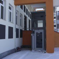 Vini Asansör Kv 400 Sonsuz Vidalı Engelli Platformu