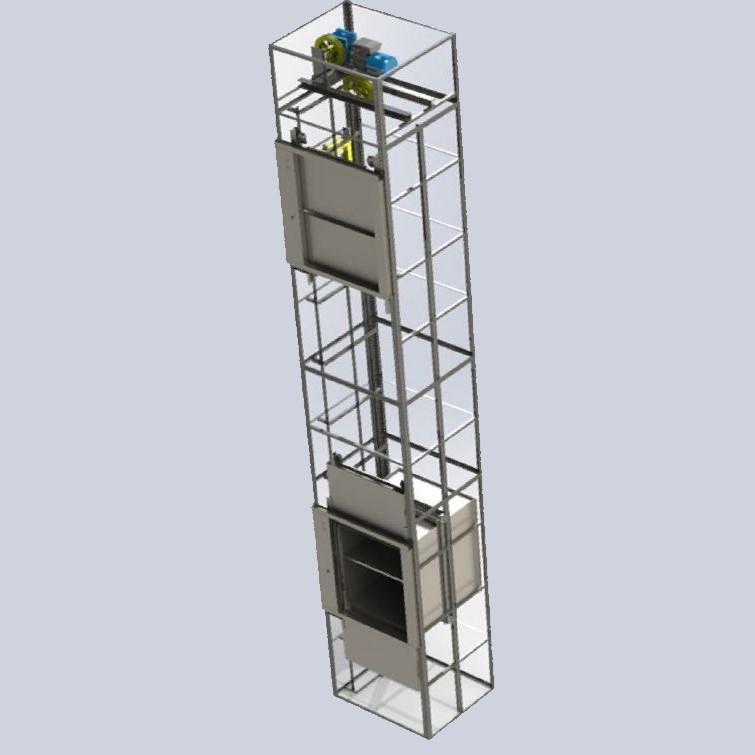 Amada Tech Asansör Monşarj