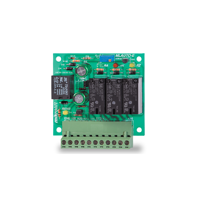 Mikrolift MLAUTO-E Control Card